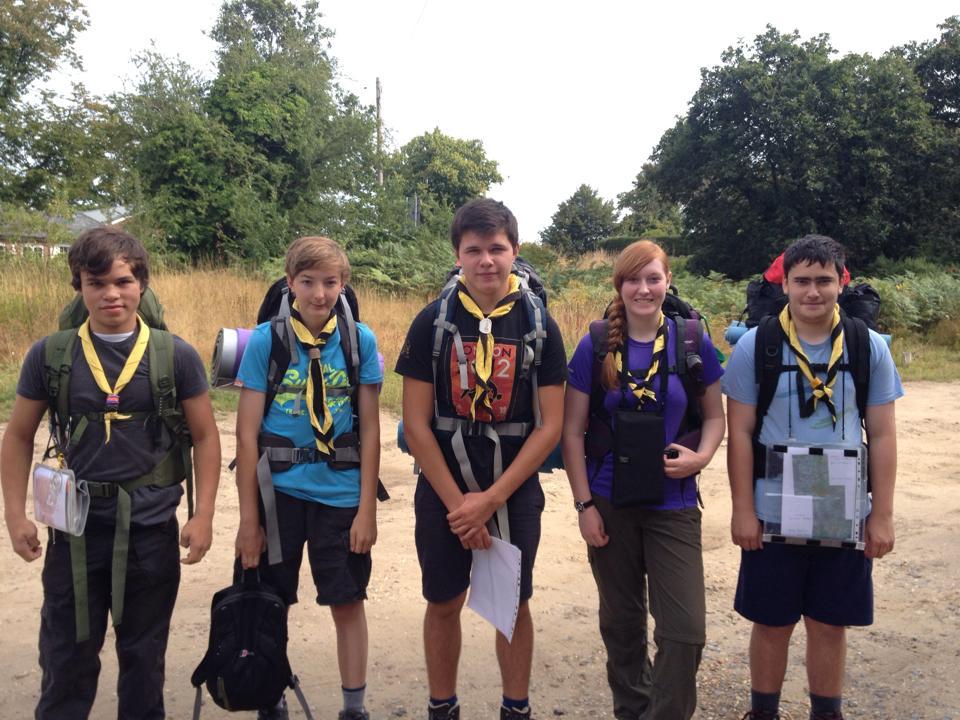 Explorers 2014